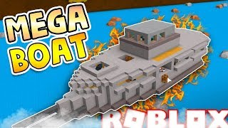 THE FASTEST SHIP CHALLENGE / Build A Boat For Treasure #2 / Roblox English