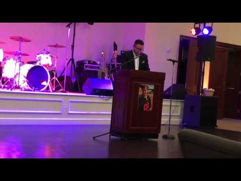 Paul Jimenez -PaulieStrong Keynote speech at PCF Rock The Cure Event