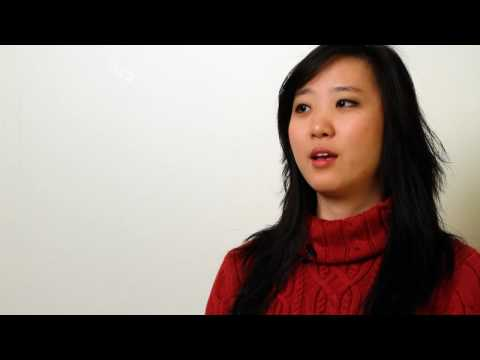 Jiangyu from Hong Kong explains why she chose the U.S.