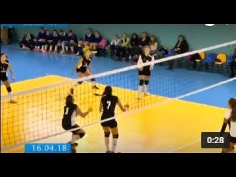 ТРК ВіККА: 13-річні черкащанки у трійці найсильніших волейболісток країни