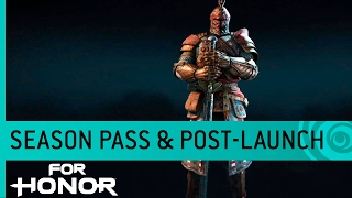 For Honor Trailer: Season Pass & Post Launch (DLC)