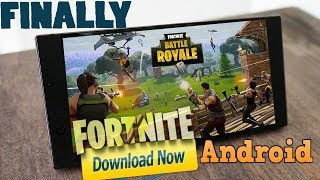 How To Download Fortnite On Android For Free 2019(No Root) - Urdu| Hindi