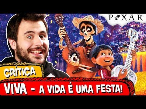VIVA - A VIDA É UMA FESTA! A PIXAR VOLTOU?! 💀 🔥 - CRÍTICA (Sem Spoiler)