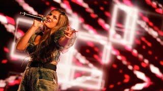 Rebecka Assio sjunger Good thing av Zedd & Kehlani i Idols kvalvecka 2020 - Idol Sverige (TV4)