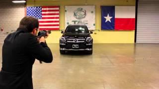 شاهد اقوى سيارة مصفحة من Mercedes