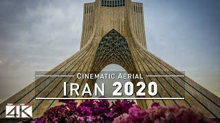 4K Drone Footage IRAN (TEHRAN · TOCHAL) [DJI Phantom 4]