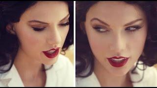 Maquiagem Inspiração Taylor Swift - Wildest Dreams - Makeup Tutorial - Carla M.