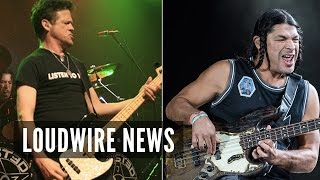 Video Jason Newsted Offers Opinion of Current Metallica Bassist Robert Trujillo download MP3, 3GP, MP4, WEBM, AVI, FLV Desember 2017