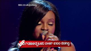 [HD] James Morrison & Keisha Buchanan (Sugababes) - Broken Strings (Children In Need)