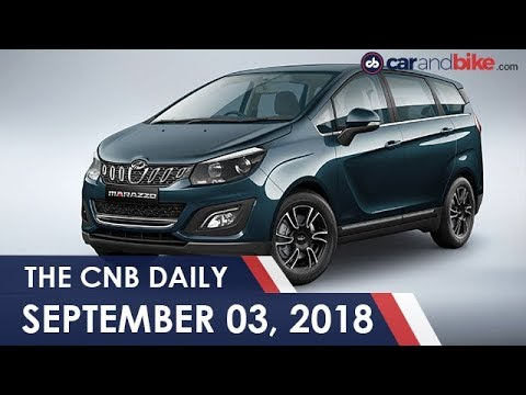 Mahindra Marazzo Launched | Fortuner and Innova Updates | New appointments at Royal Enfield
