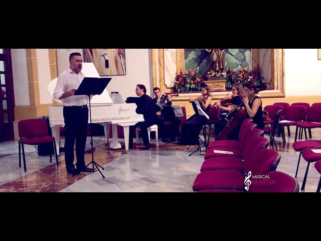 Nessun Dorma Puccini - Tenor bodas Murcia - Los Jeronimos UCAM universidad