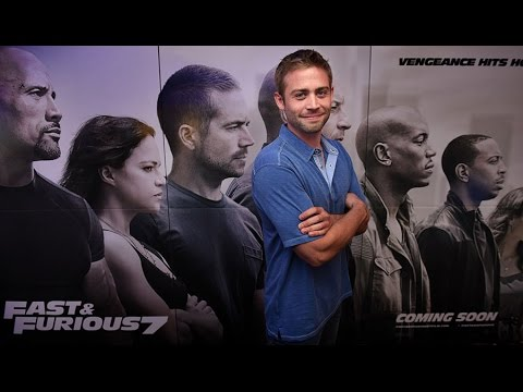 Cody Walker  FIB CHATS:  Fate of the Furious Family