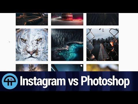 "Instagram Calls Photoshop ""False Information"""