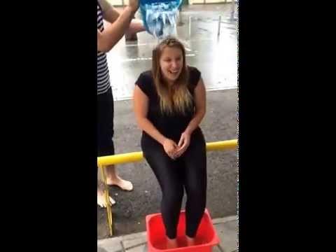 Caroline - Ice Bucket Challenge