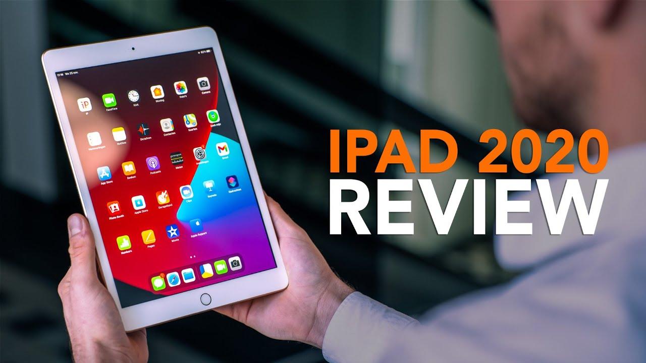 iPad 2020 review: Apple-instaptablet is prima, maar niet meer dan dat
