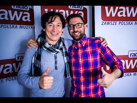 Weekend z Gwiazdą - Jan Borysewicz w Radiu WAWA