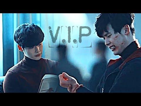 ►V.I.P. || Serial Killer || MV || Lee Jong Suk