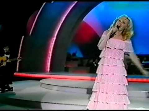 Michèle Torr  Une petite française  Eurovision 1977 Monaco