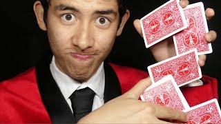 [ASMR] TERRIBLE magician tries to fool you