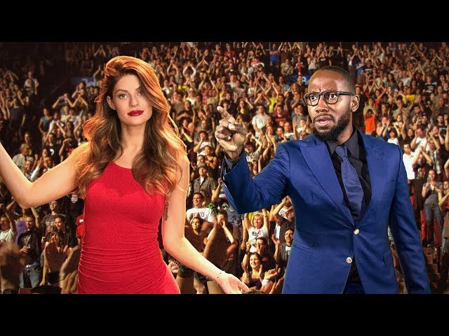 I Created Bitcoin | Hannah Stocking & Lamorne Morris