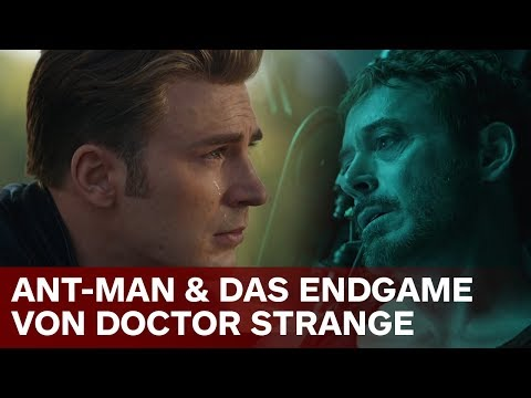 Das Ende von Tony Stark? | Avengers 4: Endgame-Traileranalyse
