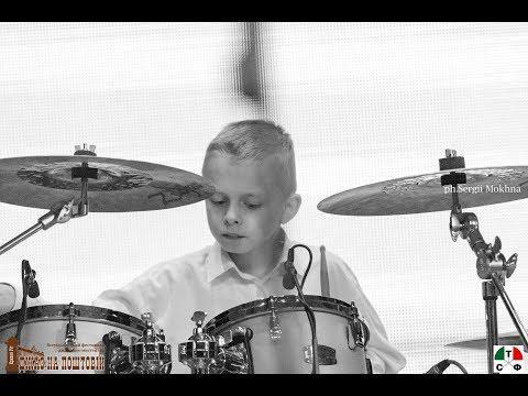 Джаз на Почтовой 2019 - Festival De Ritmo - Dave Weckl - Илья Варфоломеев 10 лет
