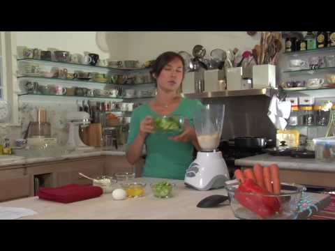 Wellness Kitchen: Broccoli Souffle Travel Video
