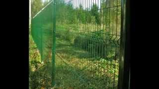 Купизабор - забор из сетки Гиттер