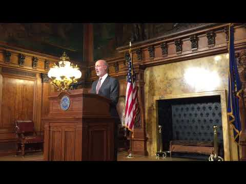 Gov. Tom Wolf on budget: 'A lot of people are playing politics'