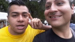 Mamba... En el Partido de Futbol Luchadores vs Comediantes!!!