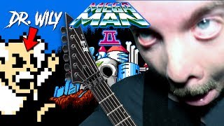 Mega Man 2 - Dr.  Wily Stage 1 (2017 Version) [METAL COVER]