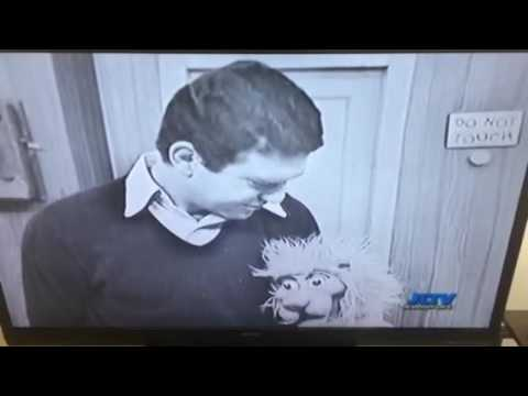 Classic Soupy Sales and Pookie the Lion talk Boxing.