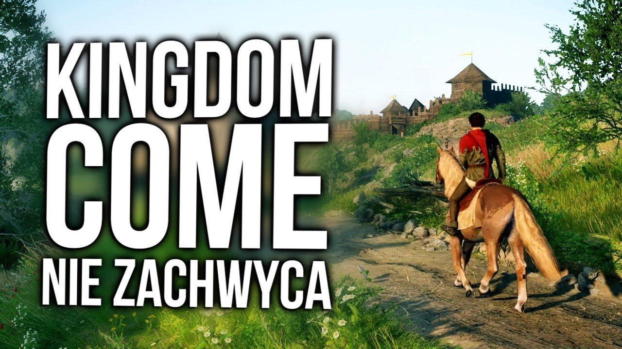 Piękny świat nie wystarczy – wrażenia z Kingdom Come: Deliverance