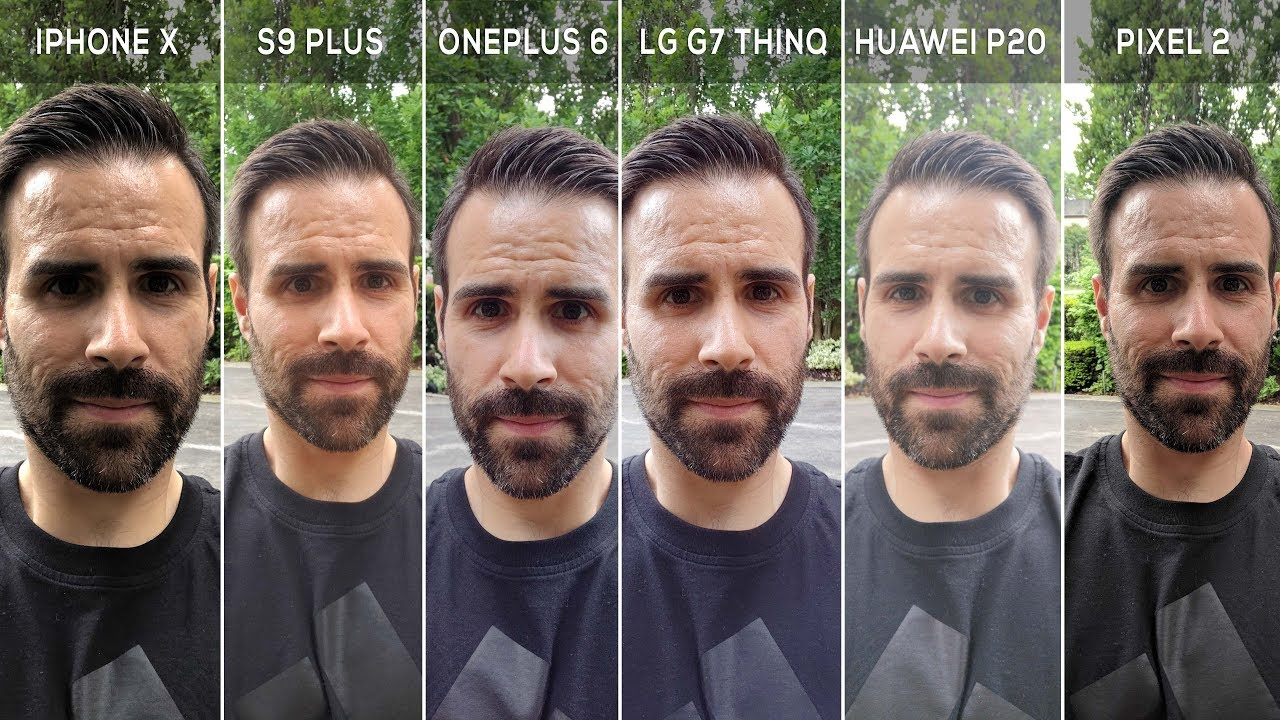 Which smartphone has the best selfie camera? The results might surprise you