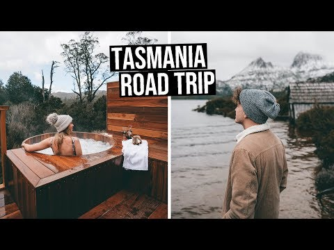 We Went on a Tasmania Road Trip | The Hidden Gem of Australia!