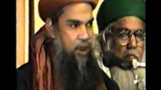 Allama Maulana Muhammad Hashmi Miyan bayan on topic MUHAMMAD UR RASOOL ALLAH Part 1