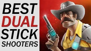 Top 10 Twin Stick Android Shooting Games