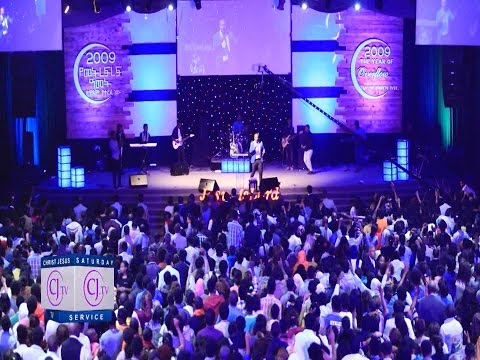 Live Worship at Christ Jesus Life International Church with Pastor Biniyam wale CJ TV