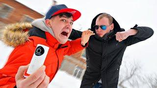 Вадим Шлак узнал про скрытые камеры и решил отомстить