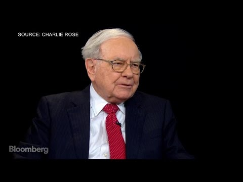 Buffett Says He