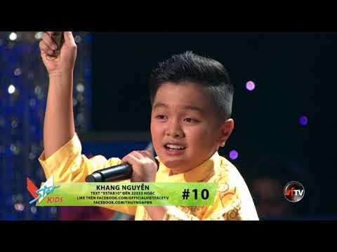 Khang Nguyễn #10 (Full Performance – VSTAR Kids Season 2 Finals)