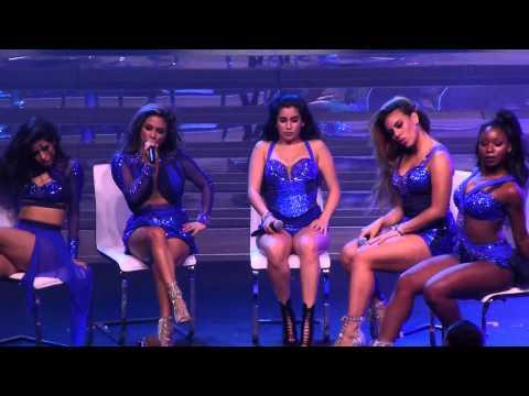 Fifth Harmony - We Know Live HD Orlando