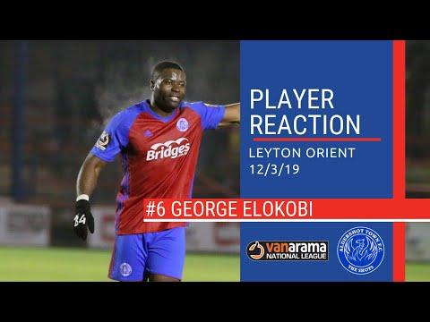 ShotsTV - George Elokobi Reacts To Orient Defeat