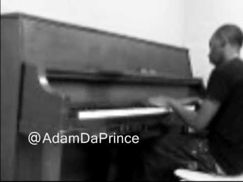@TreySongz - Already Taken (@AdamDaPrince Piano Cover)