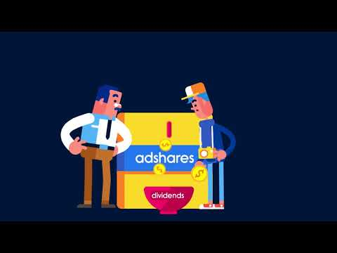 Adshares - the best crypto ad network. Blockchain in adverti