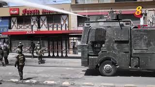 智利爆发大规模示威 我国外交部呼吁国人取消非必要行程