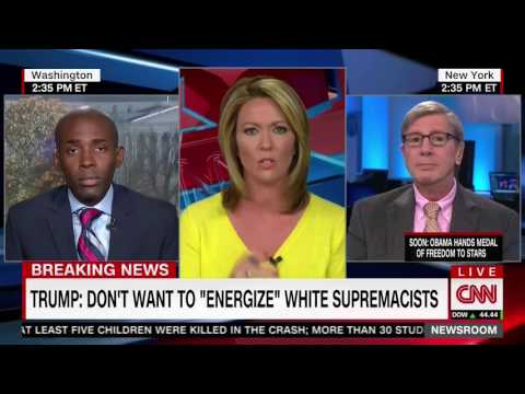 CNN host Brooke Baldwin loses it when Trump-bashing guest uses N-word on the show