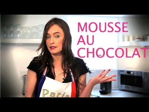 Chocolate mousse! How to cook French and perfect, lesson 3