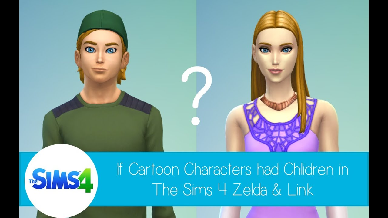 Sims 3 Cartoon Characters : If video game characters had children in the sims link