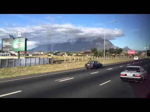 Come Ride With Me - The Cape Town Bus Video  - South Africa Bus Times and Bus Ride